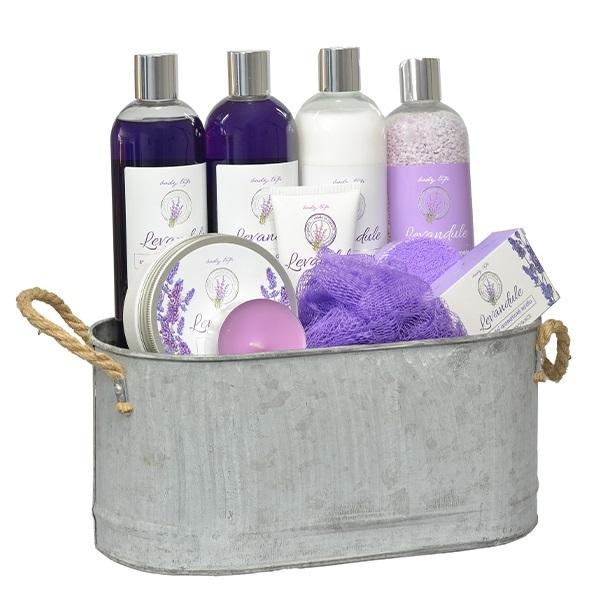 Vivaco Body Tip Dárkové balení kosmetiky s levandulovým olejem BT Premium
