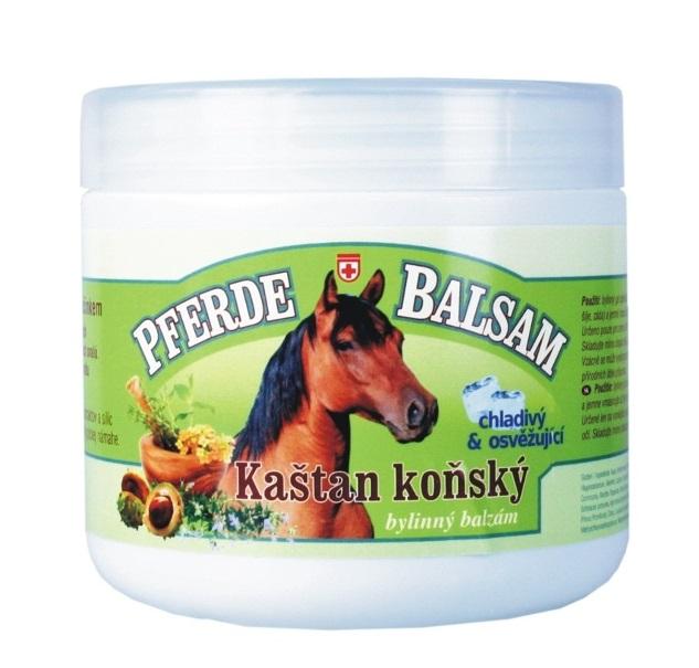 Levně Vivaco PFERDE BALSAM Chladivý Kaštan koňský 500 ml