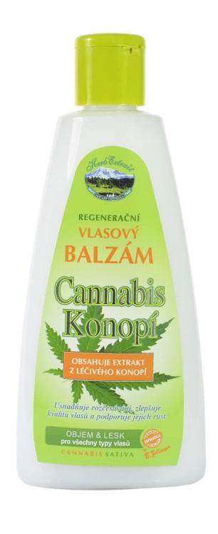 Levně Vivaco Herb extrakt Balzám na vlasy CannaCare HERB EXTRACT 250 ml