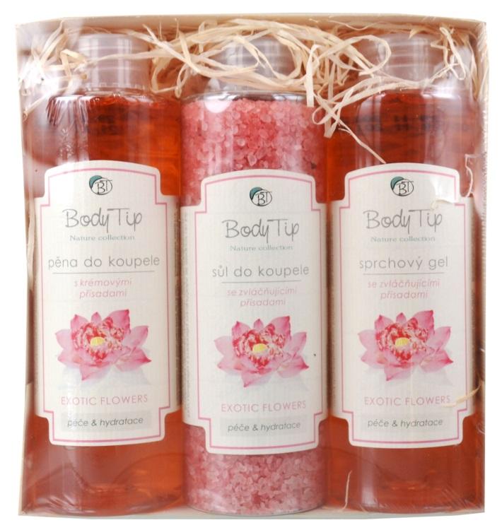 Vivaco BODY TIP Kosmetické dárkové balení Lotosový květ