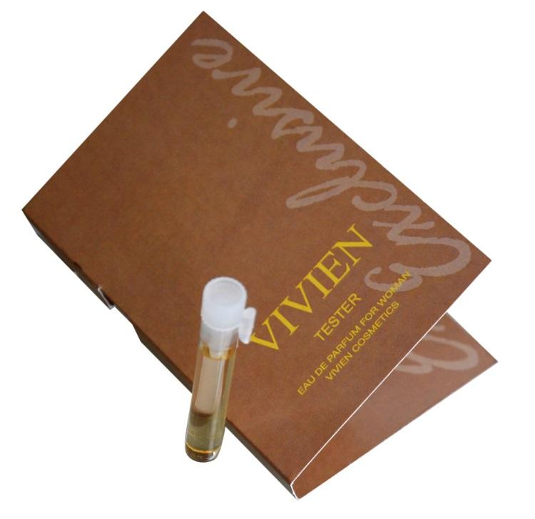 Levně Vivaco Exclusive line Dámský parfém SENTIMENT - vzorek 1,3 ml