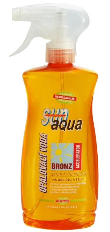 Levně Vivaco Opalovací voda SUN AQUA 500 ml 500 ml