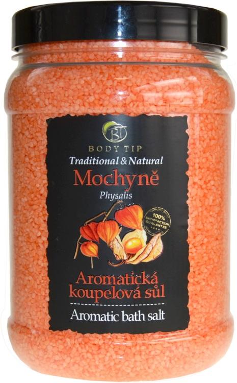 Vivaco Aromatická koupelová sůl Mochyně BODY TIP 1500g