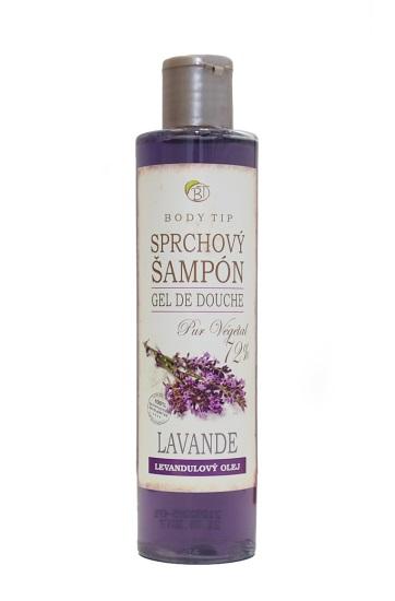 b7cbd7937a6 Sprchový šampon Levandule BODY TIP - kosmetika Vivaco