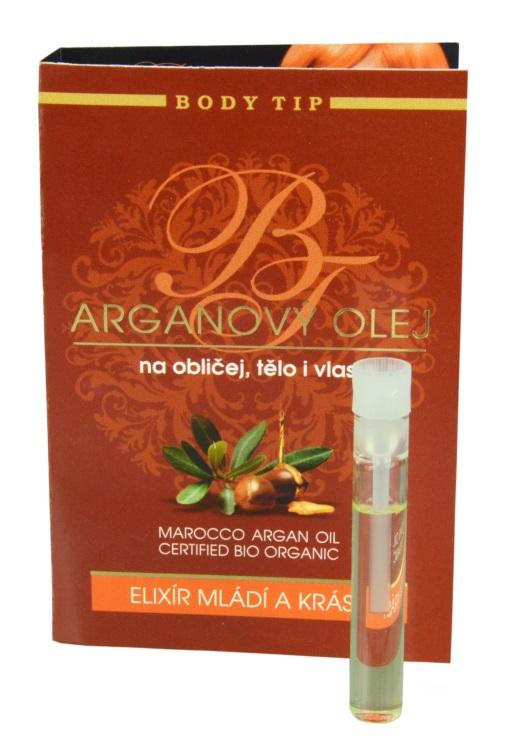 Vivaco BIO Arganový olej - vzorek BODY TIP 1,3 ml