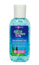 eb5d7d434 VIVAPHARM Aloe vera chladivý gél po opaľovaní 97% - cestovné balenie