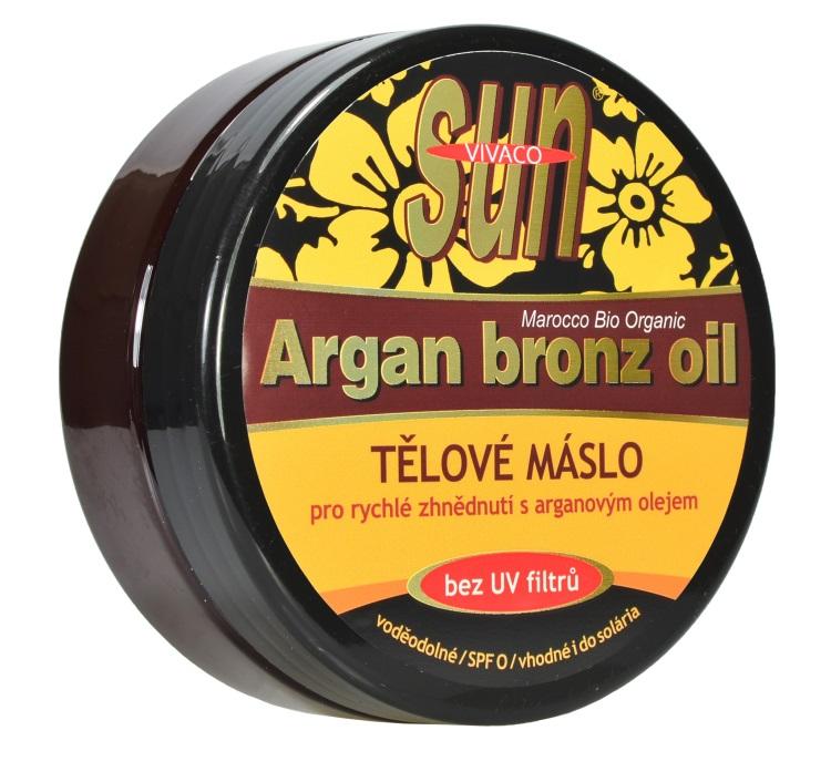 SUN Be Bronze opalovací máslo OF 0