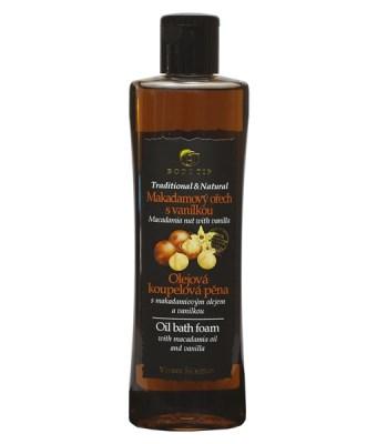 Olejová pěna do koupele Makadamový ořech s vanilkou BODY TIP