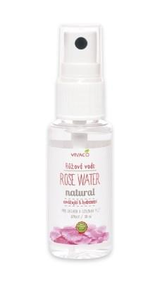 Bio Růžová voda - cestovní balení